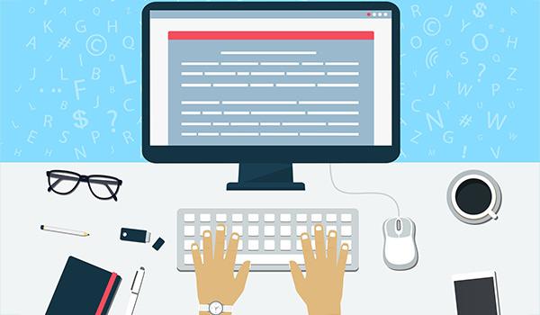 כתיבת תוכן לאתר